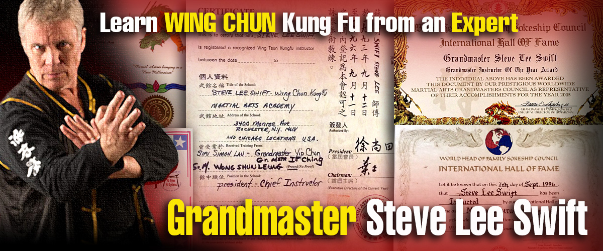 Wing Chun Kung Fu | Grandmaster Swift